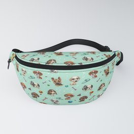 cute puppies Fanny Pack