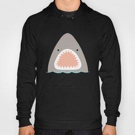 shark attack Hoody