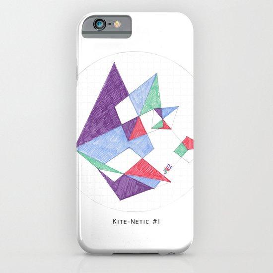Kite-netic #1 iPhone & iPod Case