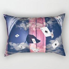 THE GAMBLER Rectangular Pillow