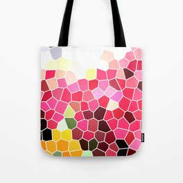 Pattern 5 - pink explosion Tote Bag