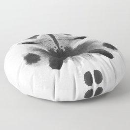 Form Ink Blot No. 19 Floor Pillow
