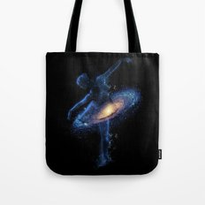 Cosmic dance Tote Bag