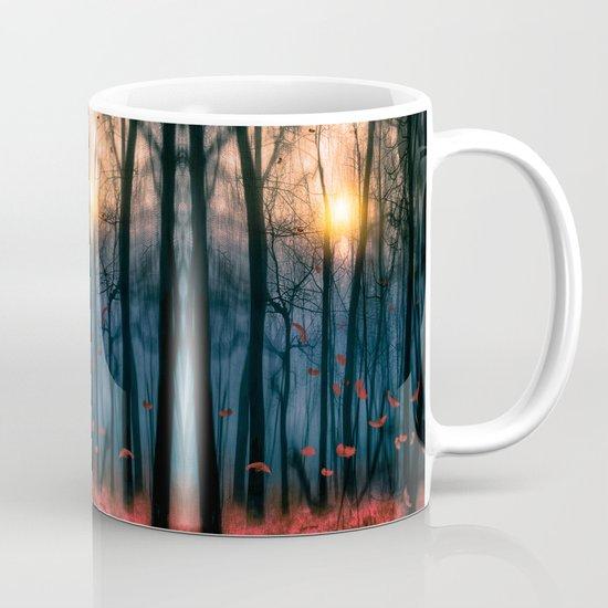 Red feather dance  (colour option) Mug