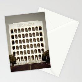Square Coliseum Stationery Cards