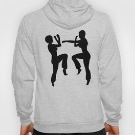 Martial Arts Girls Hoody