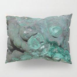 Natural Malachite Pillow Sham