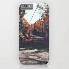 Kenisis lake fall road Slim Case iPhone 6s