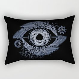 ODIN'S EYE Rectangular Pillow