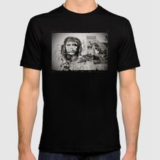 CHE Mens Fitted Tee Black X-LARGE