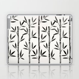 Black Bamboo Laptop & iPad Skin