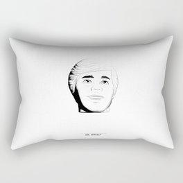 Mr. Perfect Rectangular Pillow
