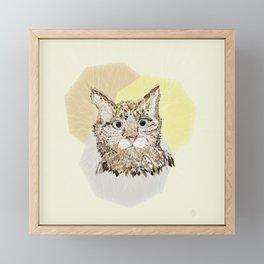 Felix Framed Mini Art Print