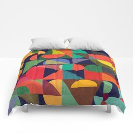 Color Blocks Comforters