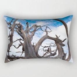 Gnarly Snag Rectangular Pillow