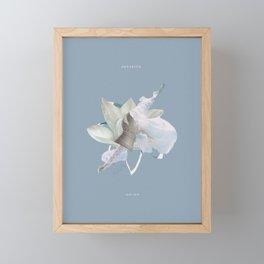 Aquarius Framed Mini Art Print