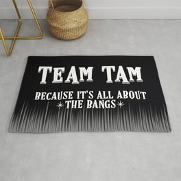 Team Tam Rug