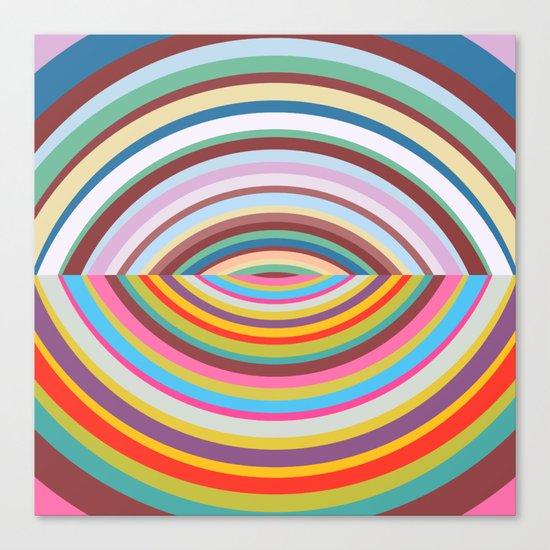 Shapes #41 Canvas Print