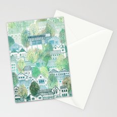Cambodian Village Stationery Cards