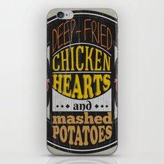 Chicken Hearts iPhone & iPod Skin