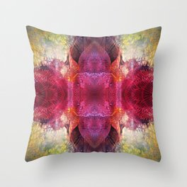 DECALCOMANIA FSCN 8984 Throw Pillow