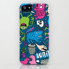 Wait, What? Slim Case iPhone (5, 5s)