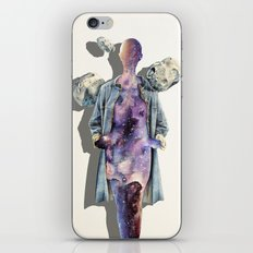 All Spaced Out iPhone & iPod Skin