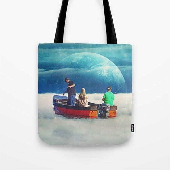 In The Same Boat Tote Bag