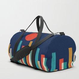 World's Edge Duffle Bag