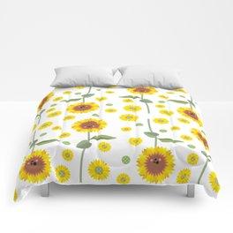 """""""Emo Girasol"""" Comforters"""
