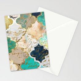 Halls of Paris III Stationery Cards
