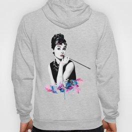 Audrey Hepburn Hoody