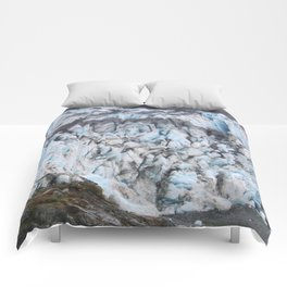 Glacier Bay National Park Alaska Wilderness Comforters
