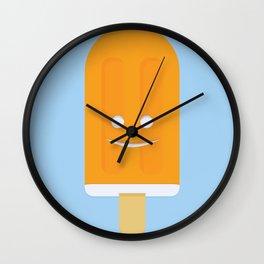 A Bite Sized Treat (Part 1) Wall Clock