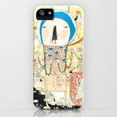 """""""My life is my message.""""  iPhone (5, 5s) Slim Case"""