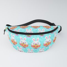 bunny in egg Fanny Pack
