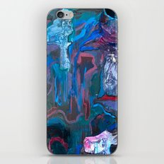 The Communal Concentration iPhone & iPod Skin