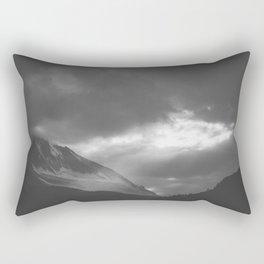 A Glimpse of Light Rectangular Pillow