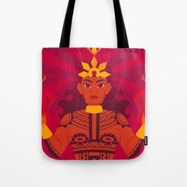 Apolaki: The Philippine Sun God Tote Bag