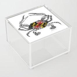 Ol' MD Acrylic Box