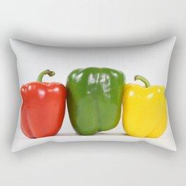 Bell Pepper Support Group Rectangular Pillow