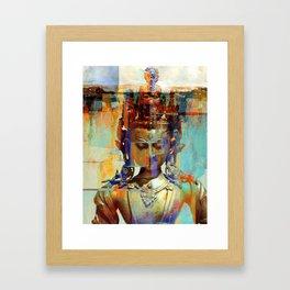 Dakini Wisdom Goddess #5 Framed Art Print