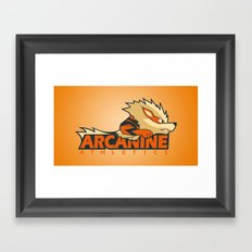 Athletics Wear Framed Art Print