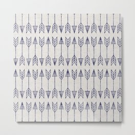 long arrow Metal Print
