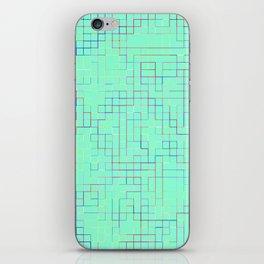 Re-Created SquaresXI  iPhone Skin