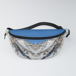 Somewhere in Patagonia, Mountain Nation Fanny Pack