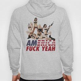 America F*ck yeah Hoody