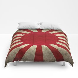 The imperial Japanese Army Ensign Flag Comforters