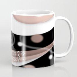 Icelandic Magical Stave - Draumstafir  Coffee Mug