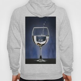 A penny in a glass Hoody